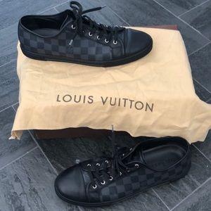 Louis Vuitton sneakers size 9.5men's (fit 10.5/11)
